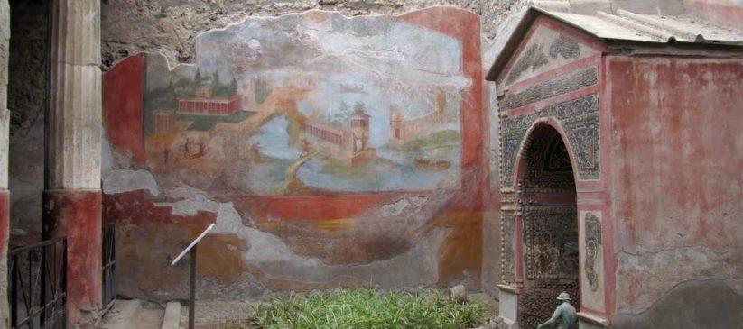Tre nuove case aperte a Pompei