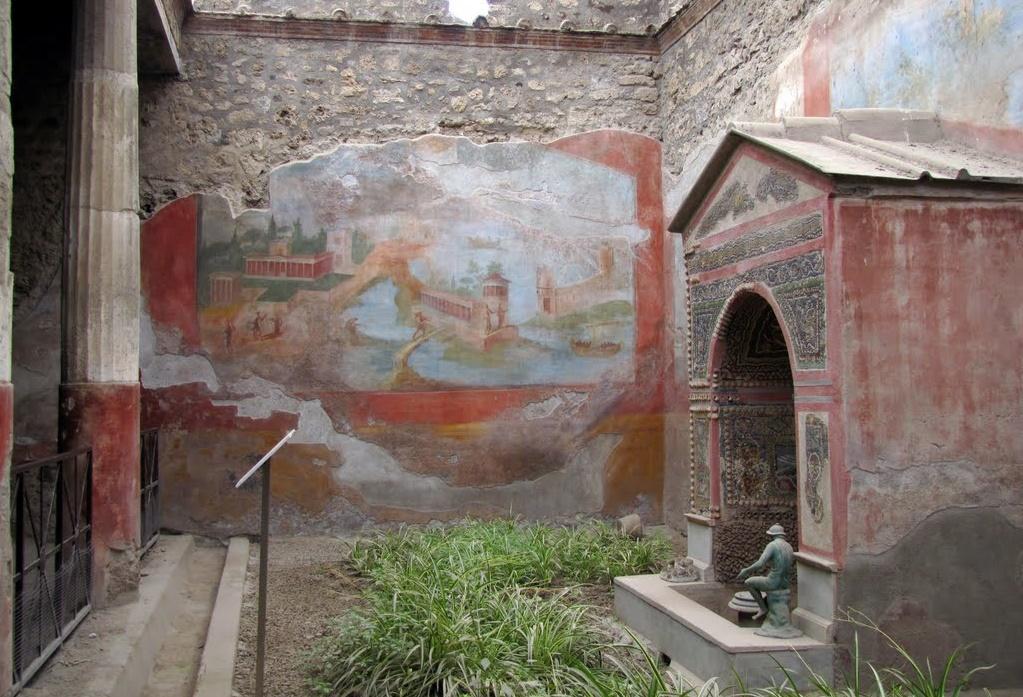 Tre nuove case aperte a Pompei!