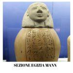 Sezione egizia Napoli