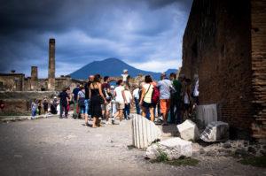 Pompei - 10 euro a persona