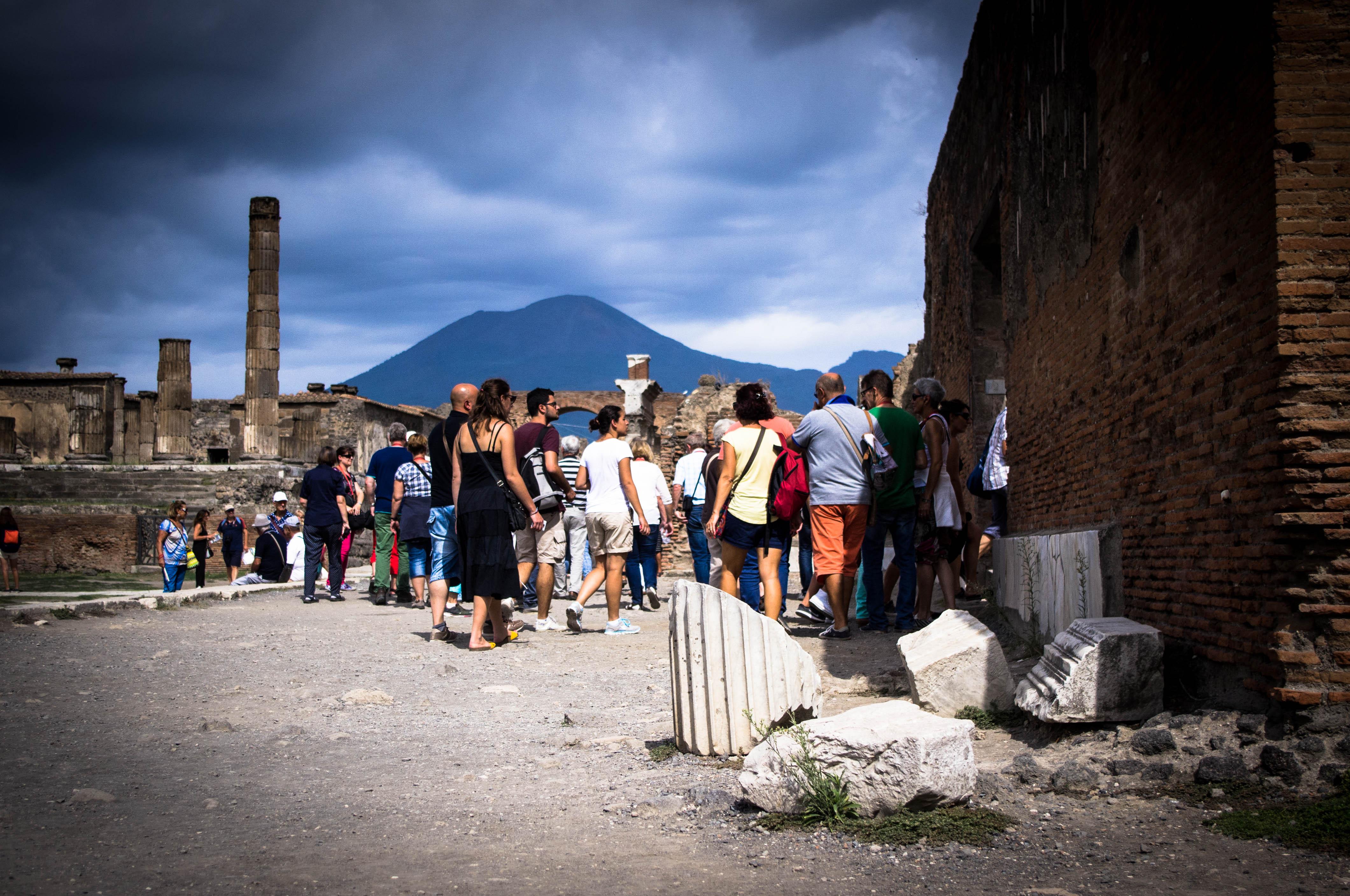 Visita Guidata a Pompei - 10 euro a persona (biglietto escluso)