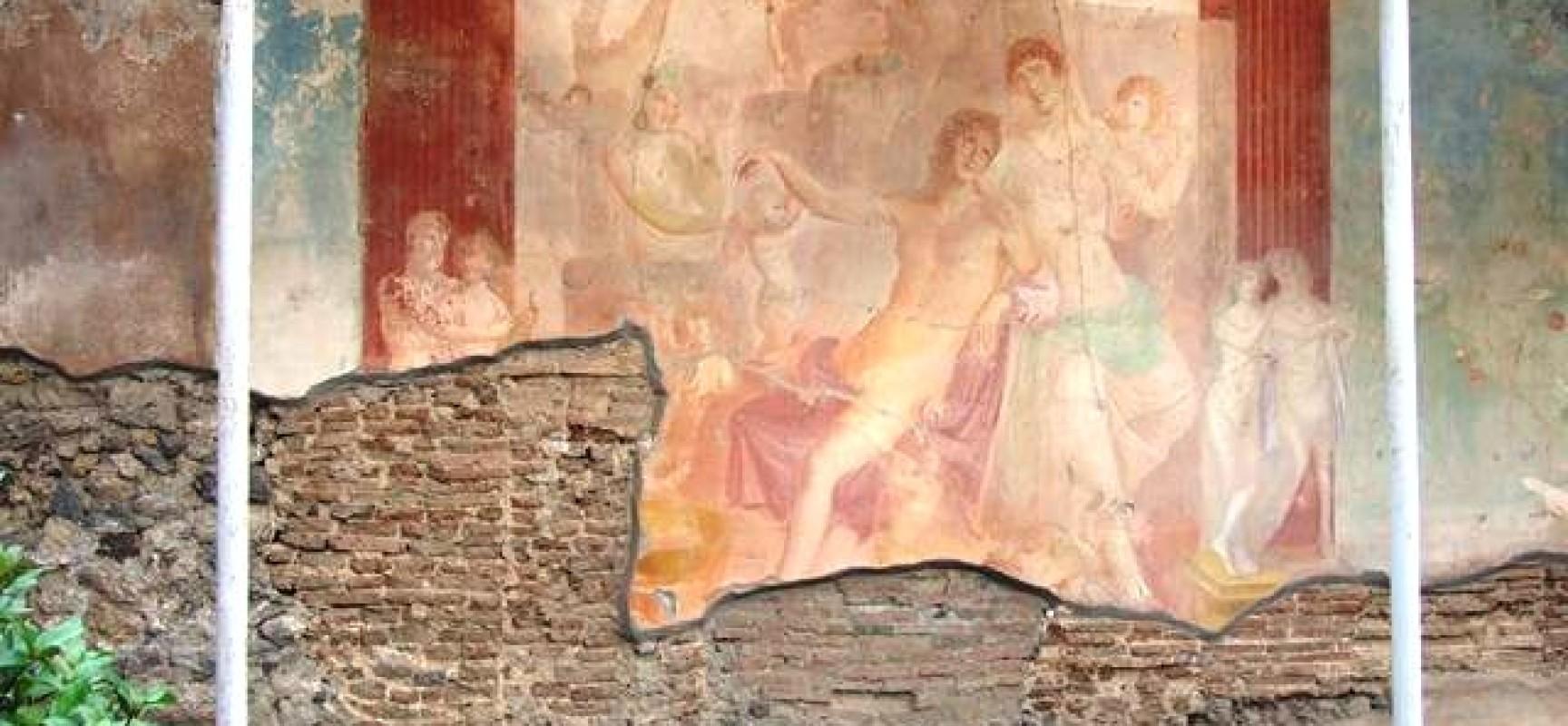 Nuove domus Pompei 2