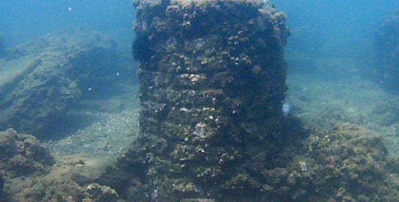 Un porto romano nei Campi Flegrei