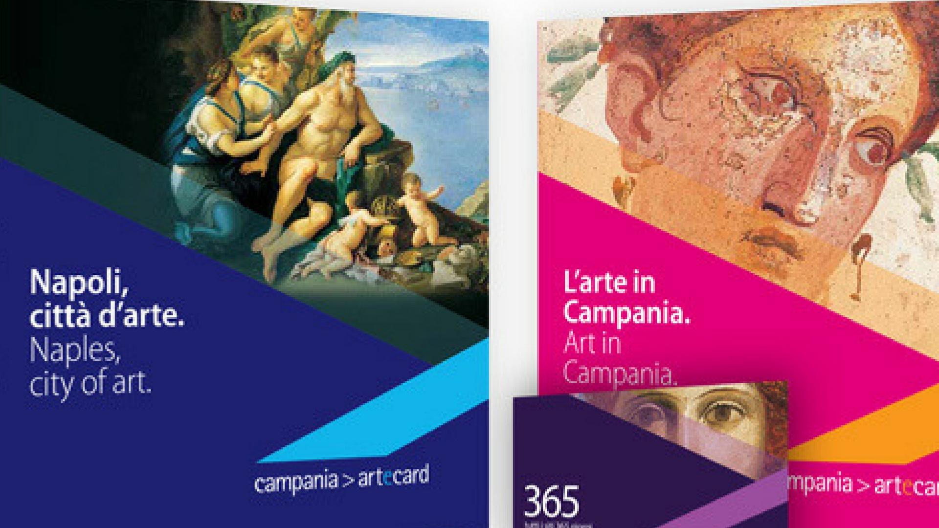 Artecard Campania e Artecard Napoli 3 giorni