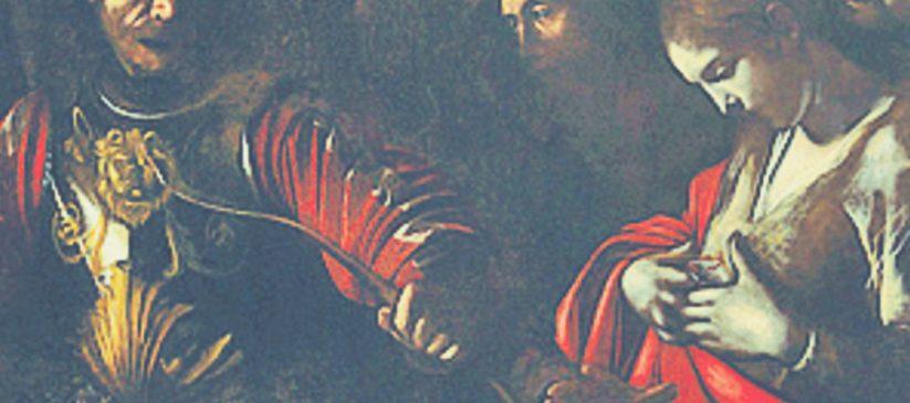 Caravaggio a Napoli - Il martirio di Sant'Orsola