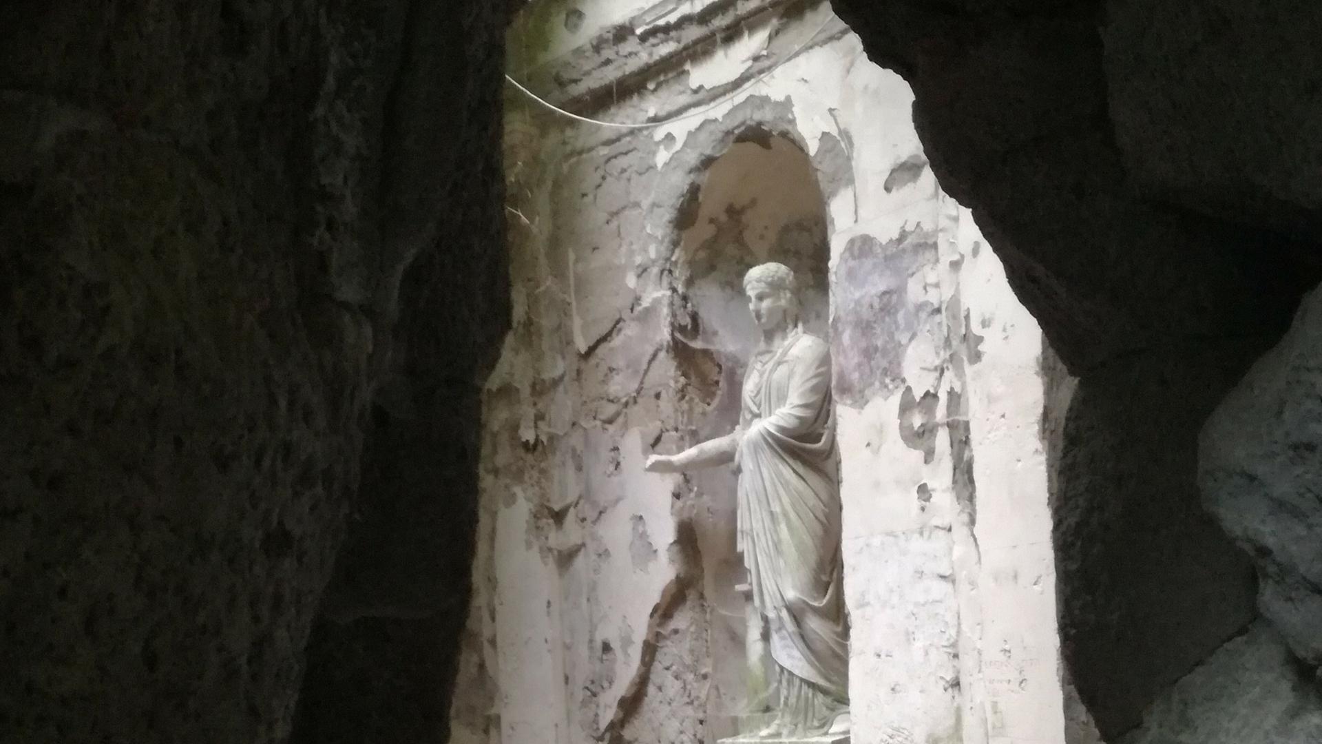 Reggia di Caserta - Il giardino inglese