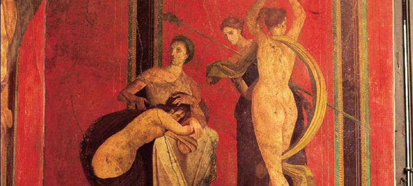 villa dei Misteri di Pompei