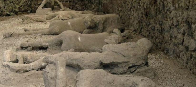 I calchi di Pompei