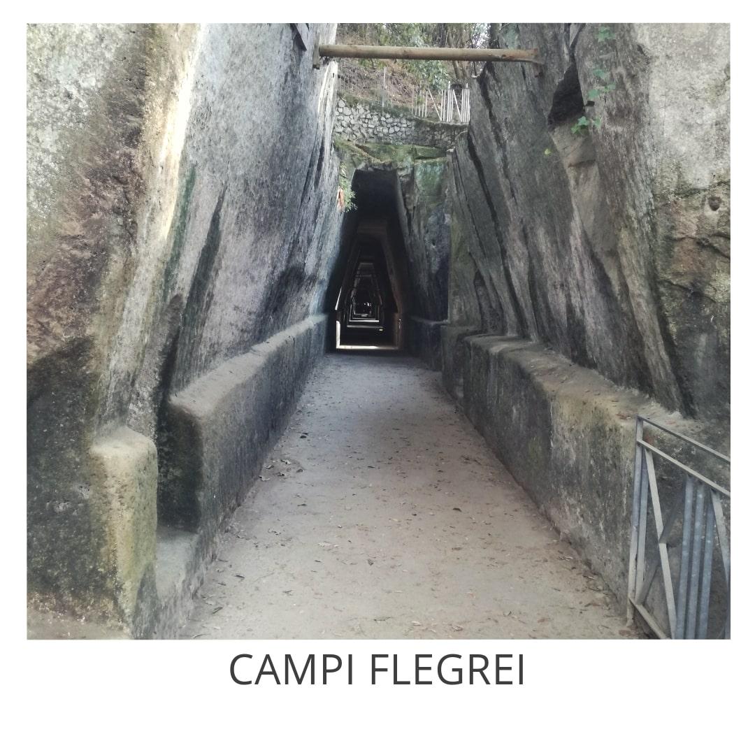 Visita guidata Campi Flegrei per scuole