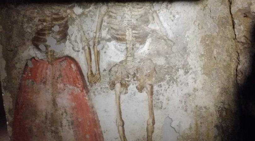 Catacombe di Napoli. San Gaudioso