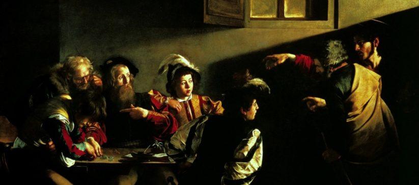 Caravaggio e San Matteo