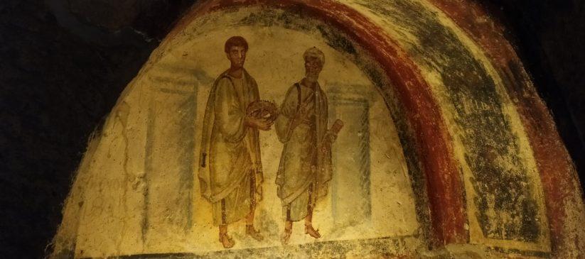 The Catacombs of Saint Januarius