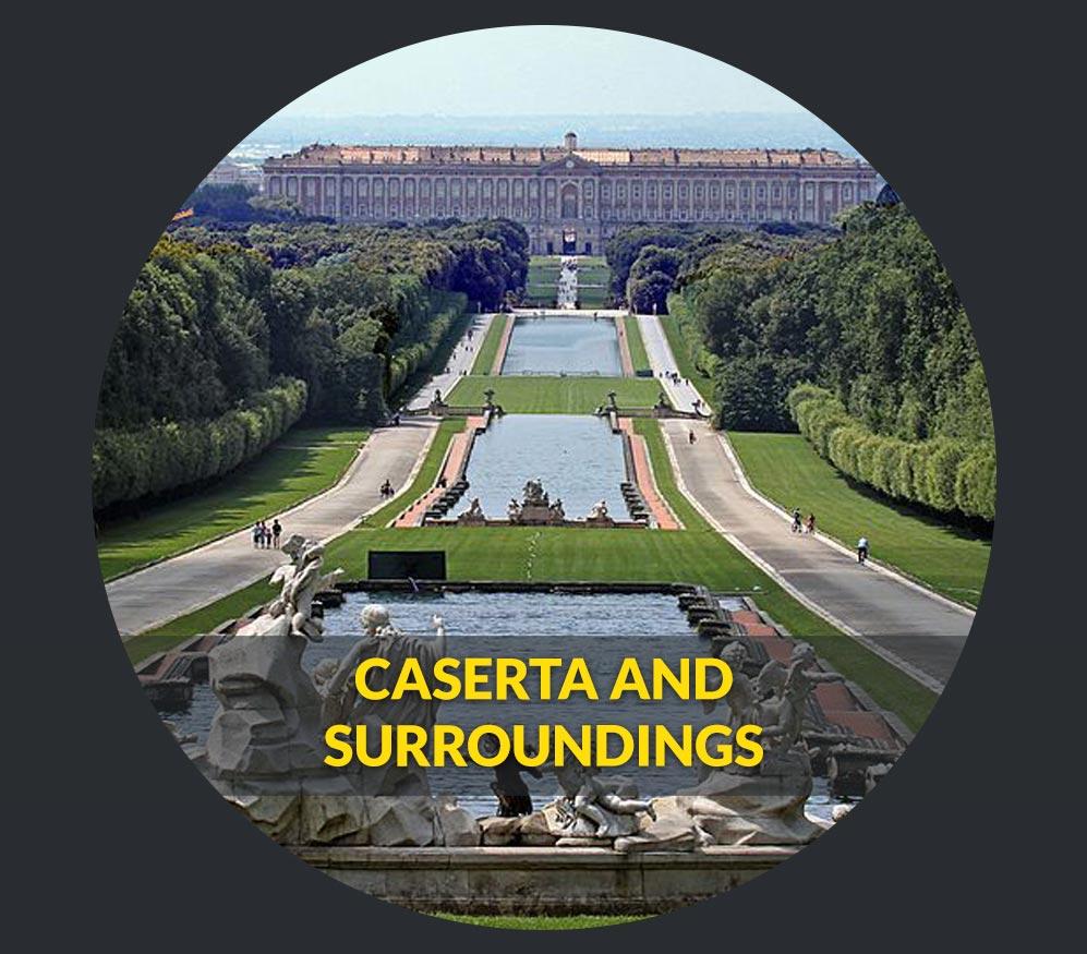 Visit Caserta