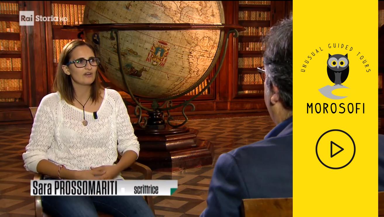 rai storia Sara Prossomariti descrive il secolo d'oro dell'antica Roma, dagli splendori alla fine dell'impero.