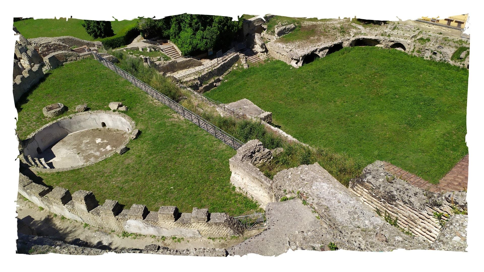 Terme di Baia. Un gioiello di epoca romana.