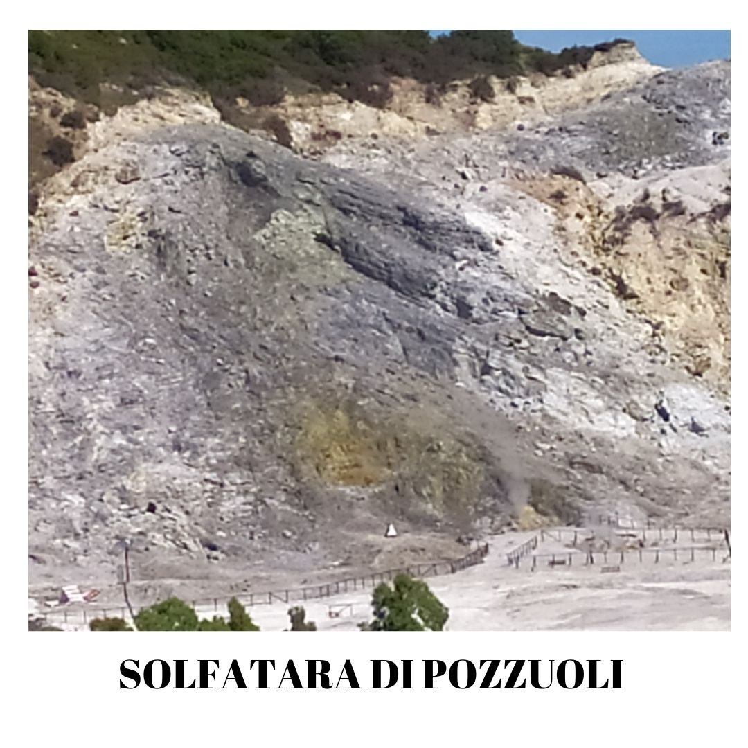 Solfatara di Pozzuoli