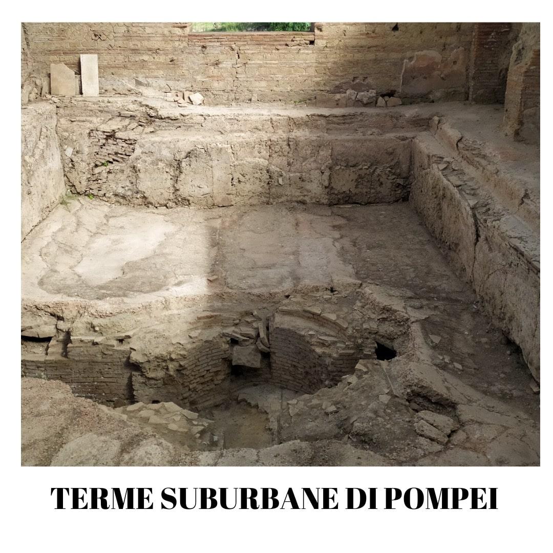 Le terme suburbane di Pompei