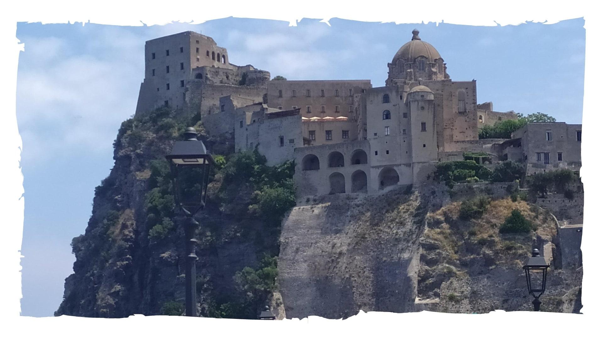 Il castello di Ischia