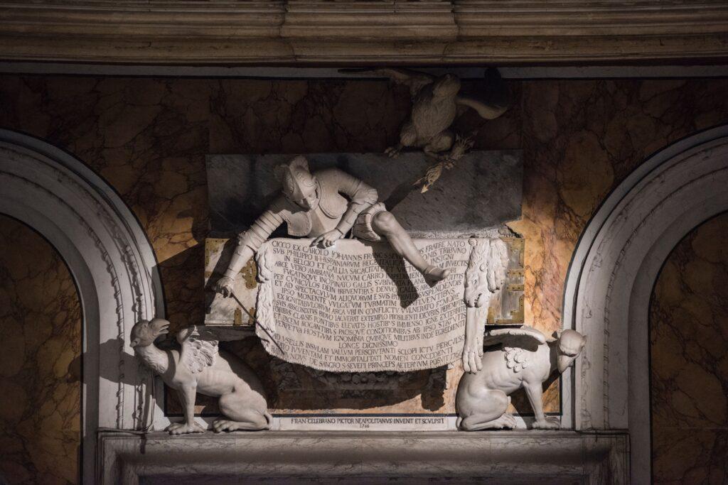 Cappella Sansevero - Cecco De Sangro