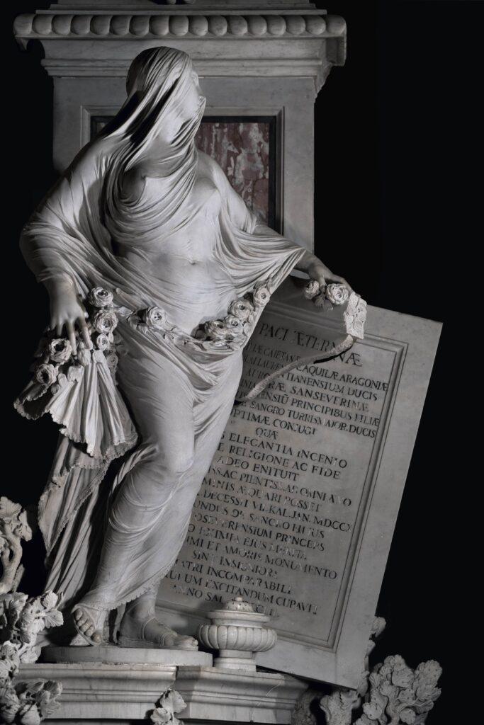 Cappella Sansevero - La pudicizia