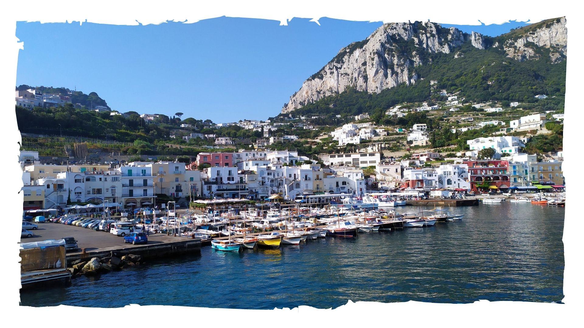 Capri. Storia dell'isola azzurra