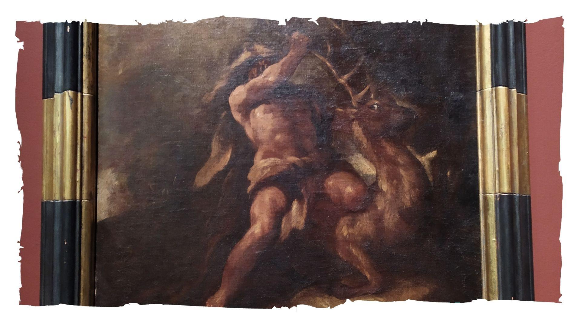 Luca Giordano a Capodimonte